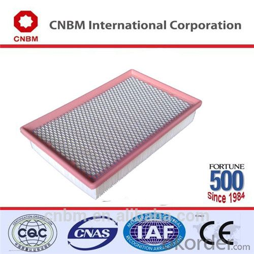 Air Filter 13780-81A00 used MANN