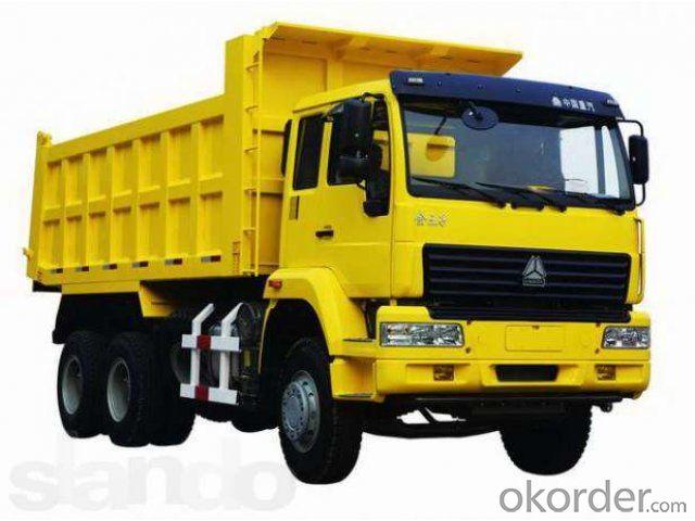 Dump Truck 30t Good Quality Dumper Truck/Dumper
