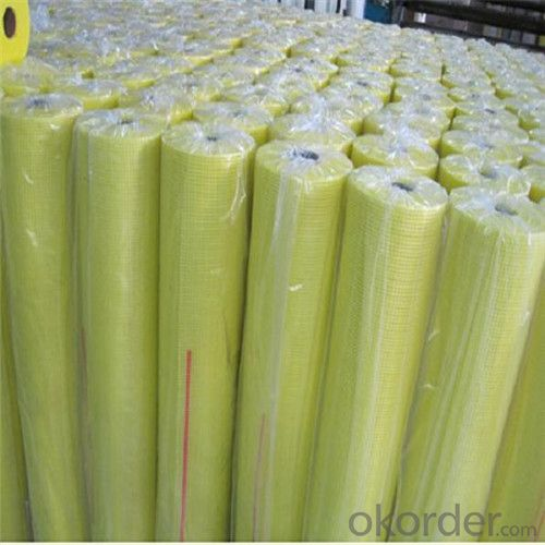 Alkali-Resistent Fiberglass Mesh Cloth 150G/M2 5*5MM High Strength Low Price