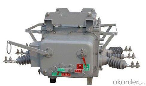 FN12-12 Type Outdoor Medium-voltage Vacuum Circuit Breaker