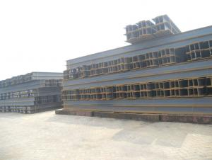Hot Rolled Structural Steel H Beam SS400