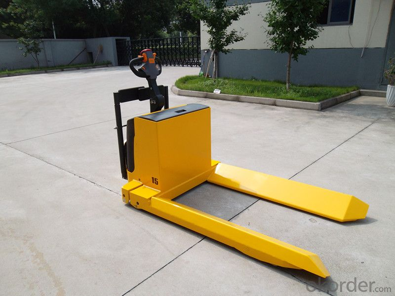Powered Pallet Truck  Cbd15D Electric