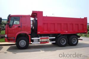 Dump Truck China  HOWO 6X4 336HP with The Lowest Price