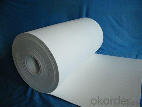 Ceramic Fiber Paper (1260 High Pure) for Heating Insulation