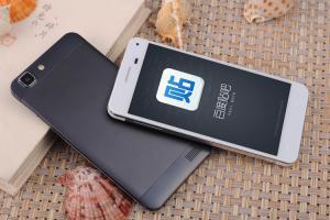 Quad Core Smart Phone MTK6582 1.3Ghz Processor 5.5 inch QHD Ultra Slim