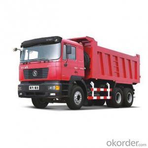 Dump Truck 6X4 340HP Saic  Hongyan Genlyon (CQ3254HTG364)