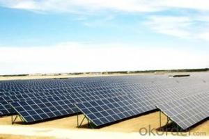 10W Mono Solar  Panel CE TUV UL Certificate