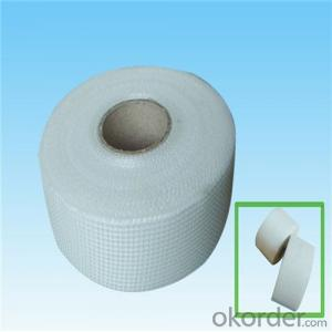 Fiberglass Self-Adhesive Tape 55g/m2 8*8/inch High Strength