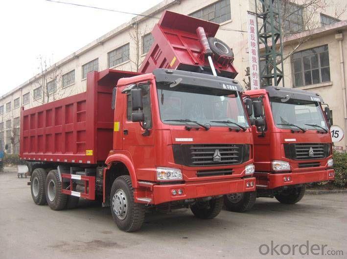 Dump Truck  8x4  40 Ton Capacity (ND3313D41J)