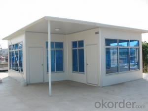 Sandwich Pannel House with Morden Design Style
