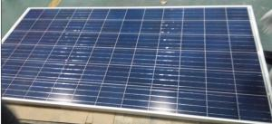 Poly Crystalline Solar Panel with 120 to 300W Power