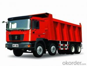 Mine Dump Truck Chinese Famous Truck, HOWO 6x4 Hydraulic (ZZ5707S3840AJ)