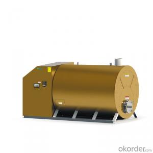 1530 Horizontal Miro-pressure Biomass Boiler Applied Pellet:wood Pellets 6-12mm