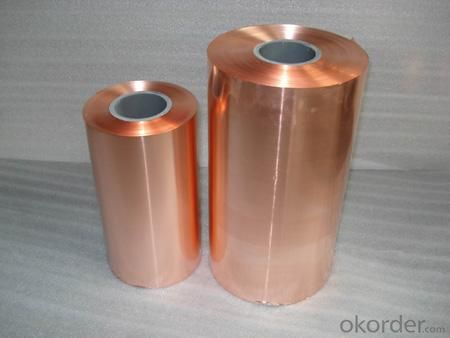 Electro-deposited Copper Foil