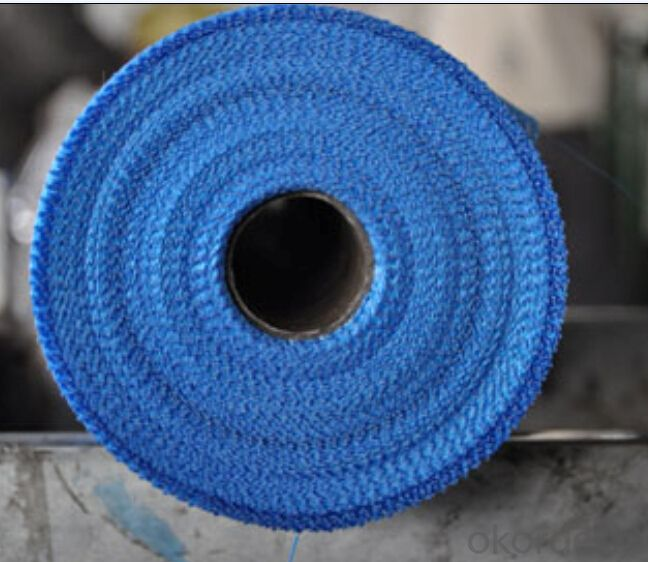 145 GR/M2 Fiberglass Mesh Cloth, Blue Colour, High Tensile Strength