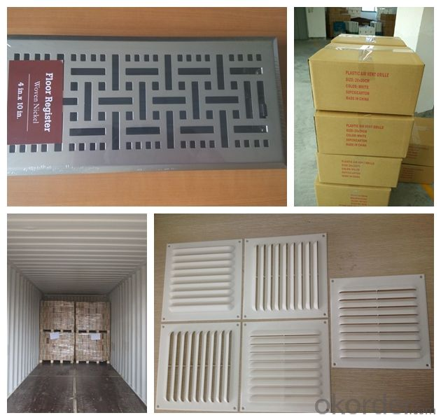 Air Condition Vent Mold Exhaust Air Valve for Construction or building