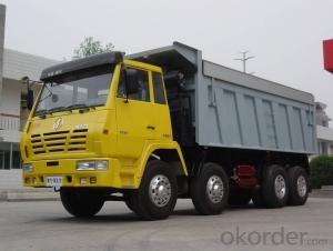 Dump Truck  Used Mitsubishi Concrete (6*4, 8DC9 engine)