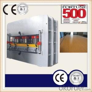 Commercial Particle Board Laminating Machine