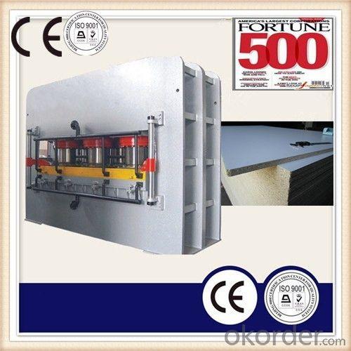 Vacuum Press Machine for Furniture Board