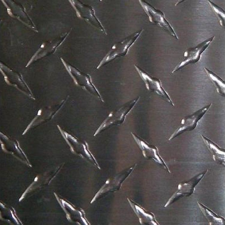 Aluminium Checkered Plates/Sheets on Sale