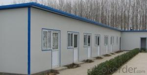 Easy-installation Sandwich Panel House at Low Cost