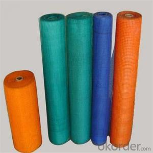 Alkali-Resistent Fiberglass Mesh 140g/m2 5*5MM High Strength Hot Selling