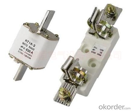 Fuse Link NH3 of Different Sizes
