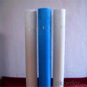 Alkali-Resistent Fiberglass Mesh Cloth High Quality 95G/M2 6*6/Inch With Good Tensile Strength