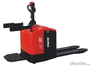 Electric Pallet Truck 2.5t with Stainless Steel