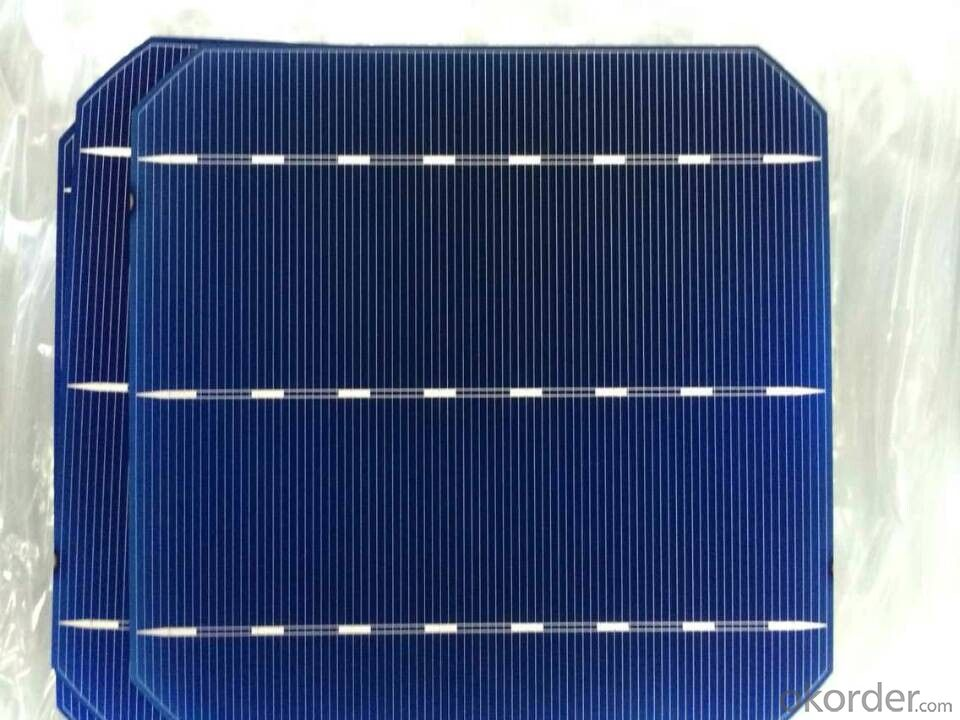 Solar Cells Monocrystalline Silicon Solar Cell Price