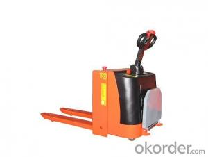 Duty Electric Pallet Truck Heavy