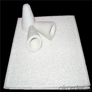 Vacuum Formed Cones Tap-out Cone for Aluminium Casting f