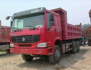 Dump Truck /Tipper Truck (25T) 6X4 290HP