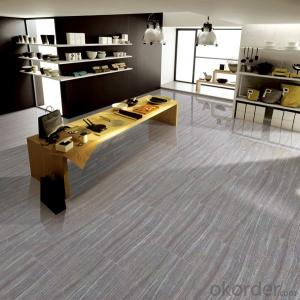 Full Polished Glazed Porcelain Tile Series  600 BSG001