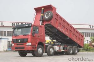 Dump Truck Hot Sale 8X4  Tipper Truck
