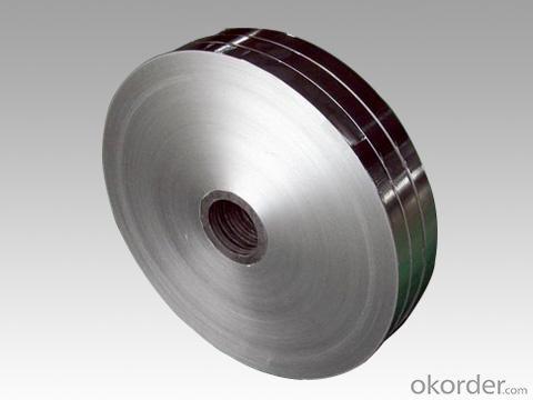Aluminum/Polyester Composite Belt