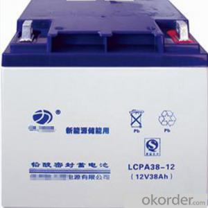 Energy Storage Lead-acid Batteries LCPA series 12v