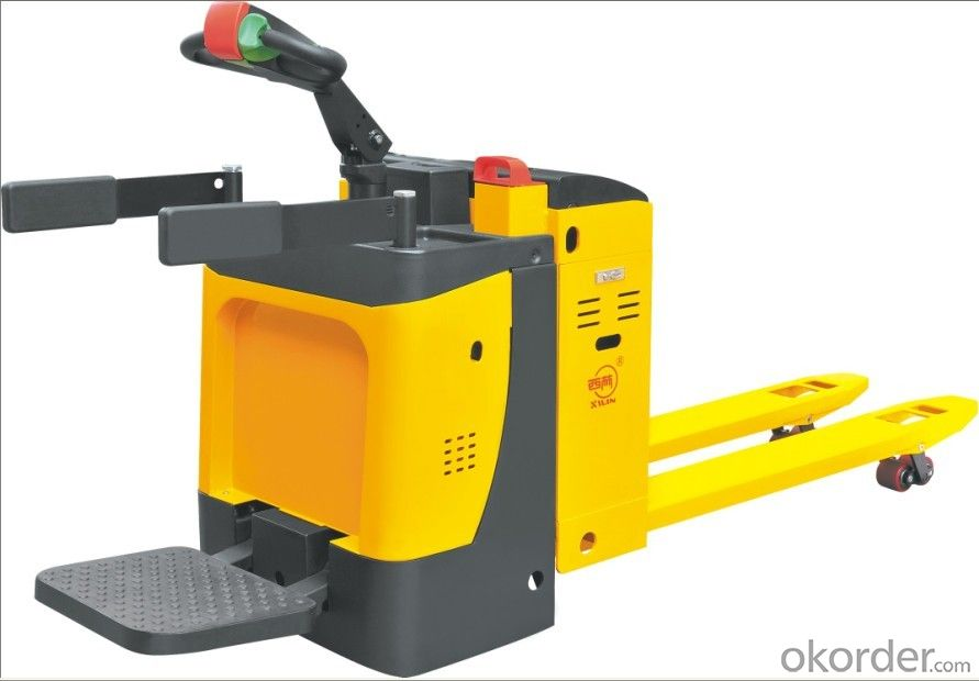 Electric Pallet Truck (CBD25E)