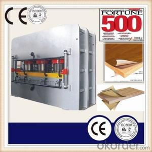 Veneer Board Short Cycle Hot Press Machine