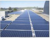 Panel Solar con Sistema BIPV TUV/IEC/CEC/CE de China