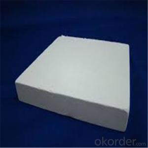 Ceramic Fiber Board For Thermal Insulation And Protection Applications