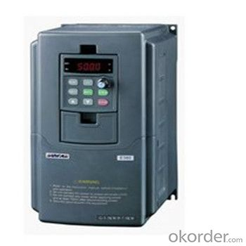 220V Single Phase 0.75kw 1 hp AC Drive (Frequency Converter/Inverter)