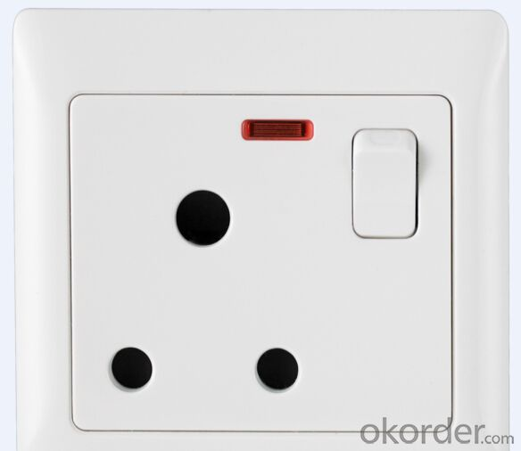 Electric Power Suply Sockets DG-CO110911A
