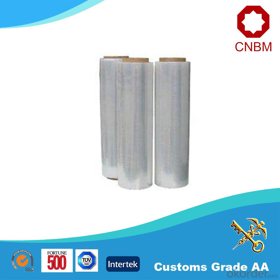 LLDPE and PE Stretch Film Machine and Hand Use