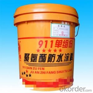 One component  Polyurethane Waterproof Coating