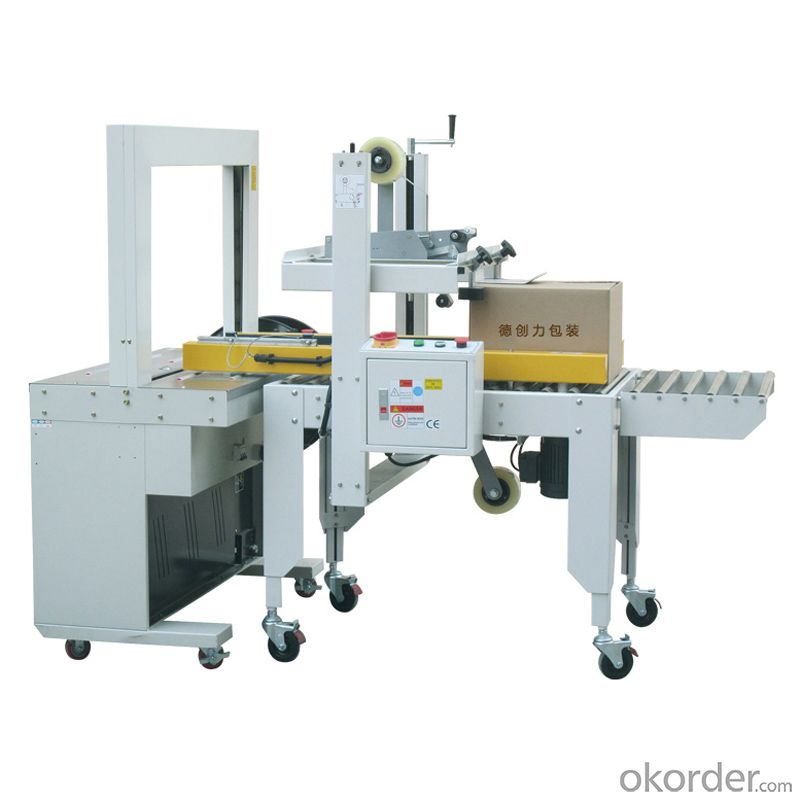 Overwrapping Machine  Box Cellophane(SY-2000)
