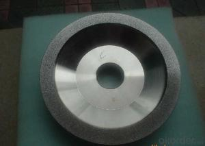Abrasive Tools/ Flat Vitrified bond diamond grinding wheel