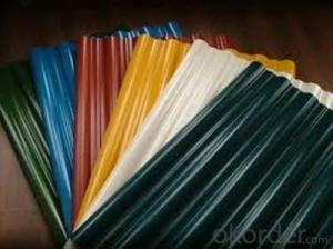 Fiber Reinforce Plastic Sheet Panle with 2.5 mm Thinkness