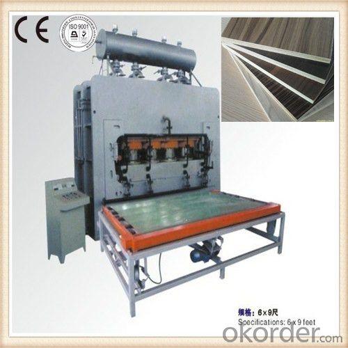 1200T Furniture Board Hot Press Machinery
