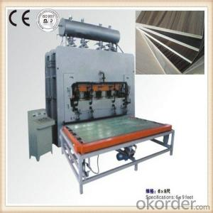 1200T Furniture Board Hot Press Machinery